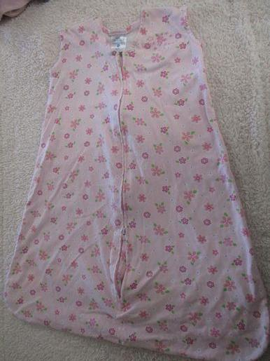 brand_halo size_6-12m color_pink Sleepsack