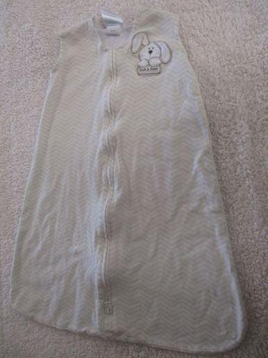 brand_halo size_6m color_beige Sleepsack