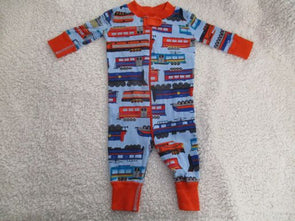 brand_hanna anderson size_0-6m color_blue Sleeper