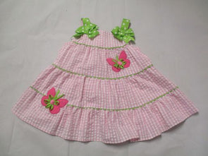 brand_rare editions size_12mos color_pink Dress