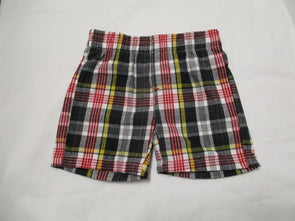 brand_sesame street  size_3m color_red Shorts