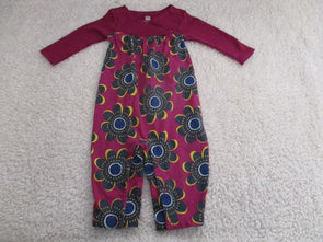 brand_tea size_0-3m color_pink Onesie loose