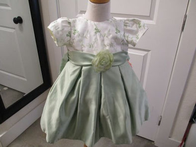 brand_windmillkids size_2T color_green Dress