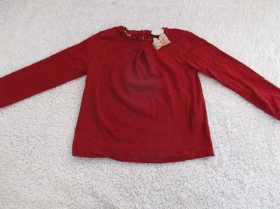 brand_zara size_2T color_red Top