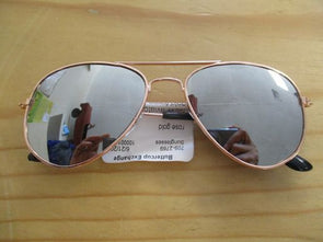 color_gold Sunglasses