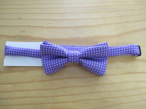 color_purple Bowtie