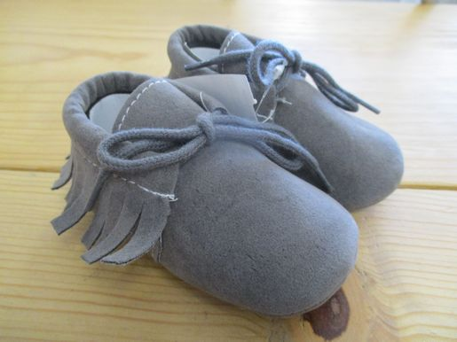 size_6-12m color_gray Shoes