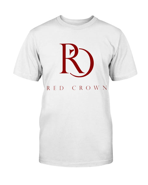 Red Crown Tee- Birthday