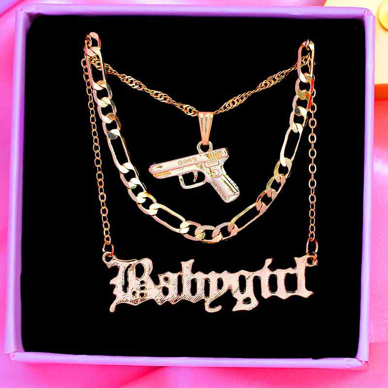 Bad Babygirl Necklaces - Luxe Bae