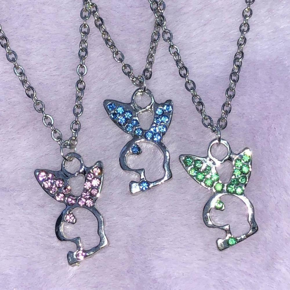 Playboy Gem Necklace - Luxe Bae