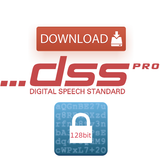 Free Download .ds2 DSS Pro Audio File with 128bit Encryption