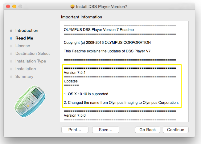 Recommended Solution: Play DSS Files on Mac and Record to Audio