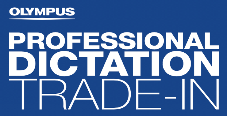 Olympus Dictation Trade-In