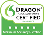 Olympus DS-2100 Directrec Dictation USB Mic Nuance Certified with Dragon NaturallySpeaking