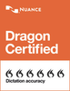 Nuance Dragon Certified for Accuracy RecMic RM-4110S Dictate Australia