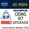 AS-9004 ODMS R7 Transcription Module Upgrade from ODMS R6 or R5