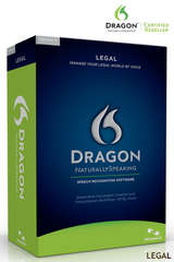 Dragon NaturallySpeaking Legal Australian Edition