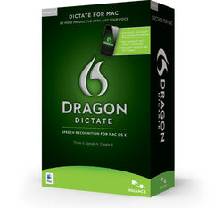 Dragon Dictate - Speech Recognition for Mac