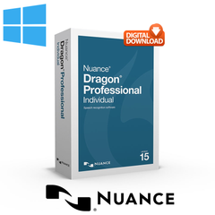 Dragon Professional Individual 15 for Windows