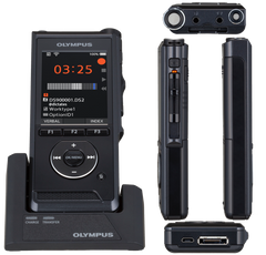 Olympus DS-9000 Dictation Kit with Docking Cradle