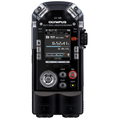 Olympus LS-100 Linear PCM Digital Music Recorder