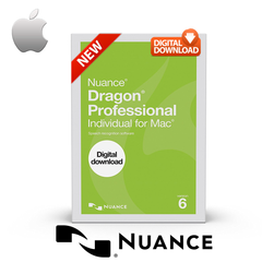 Dragon Professional Individual 6 for Mac