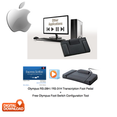 Olympus Foot Switch Configuration Tool for Mac