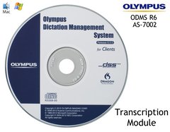 ODMS R6 Transcription Module Software AS-7002