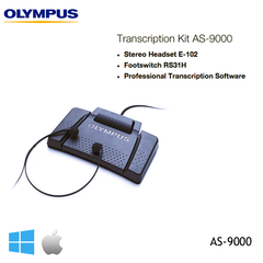 Olympus AS-9000 Pro Transcription Kit