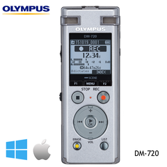 Olympus DM-720 Meeting and Interview Recorder - 4Gb