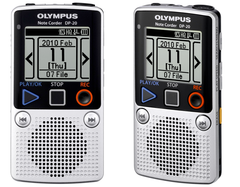 Olympus DP-20 - Digital Voice Recorder