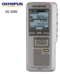 Olympus DS-2500 Digital Dictation Recorder