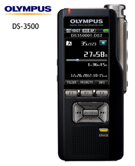 Olympus DS-3500 - Digital Dictation Machine Dictaphone