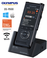 Olympus DS-9500 - Professional Digital Dictaphone