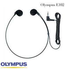 Olympus E102 Headset For Transcription