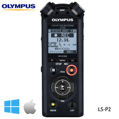 Olympus LS-P2 Digital Music Recorder