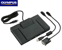 Olympus RS-28H USB Transcription Foot Control Pedal