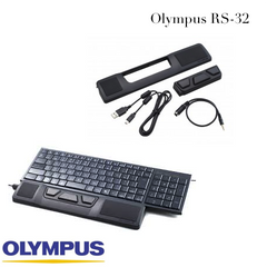 Olympus RS-32 3 Button USB Hand Controller for Transcription