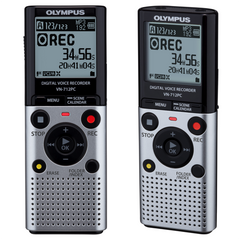 Olympus VN-712PC - 2Gb Digital Voice Recorder