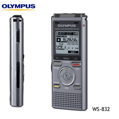 Olympus WS-832 Digital Notetaker Voice Recorder - 4Gb