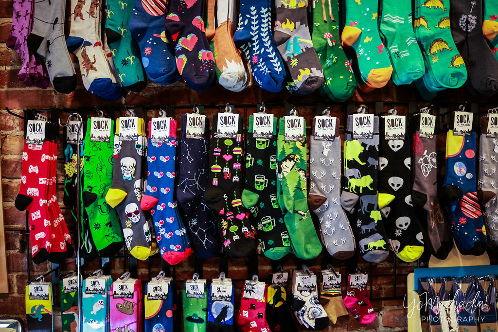 Socks socks socks socks and more socks