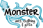 Monster Art Clothing and Gifts