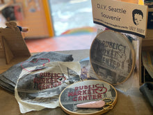 Load image into Gallery viewer, DIY Craft Kit - Embroidery - Pike Place Market