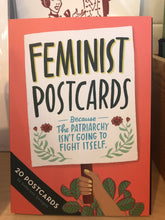 Load image into Gallery viewer, Postcard Book - Feminist