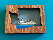 Load image into Gallery viewer, Magnet - Washington Ferry