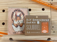 Load image into Gallery viewer, DIY - Sewing Kit - Squirrel