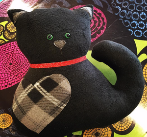 Kids Sewing Workshop: Plush Kitten