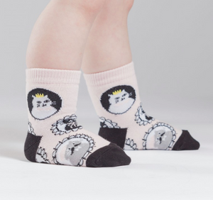 Sock - Toddler Crew:  Cameow