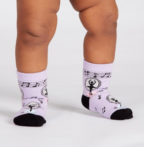 Sock - Toddler Crew: Tiny Dancer