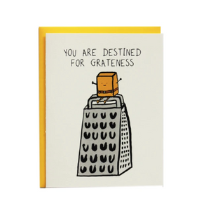 Card - You Are Destined For Grateness